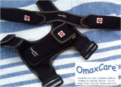 epipen kids pouch teen holder omaxcare