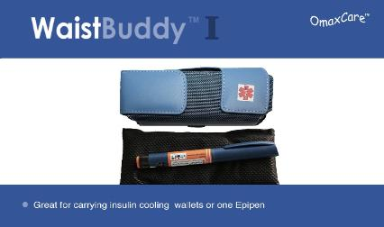 epipen case and insulin holster