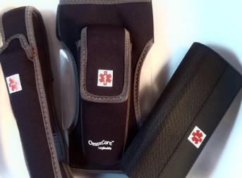 one epipen case for parents a leg pouch and waist pack for kids bags by omaxcare